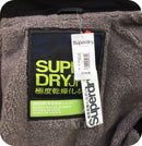 Superdry Genuine Men's Moody Norse Bomber Jacket & Coat With Double Collar