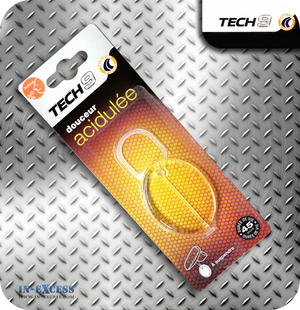 TECH9 Fragranced Car Air Freshener - Citrus Burst