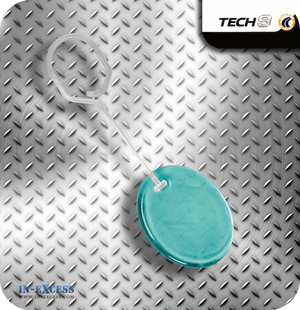TECH9 Fragranced Car Air Freshener - Ocean Fresh