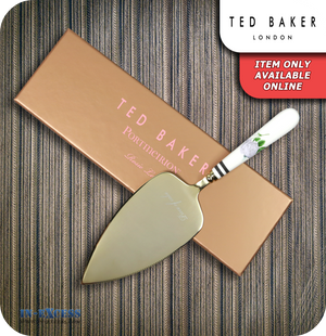Ted Baker Portmeirion Rosie Lee Cake Slice - Porcelain