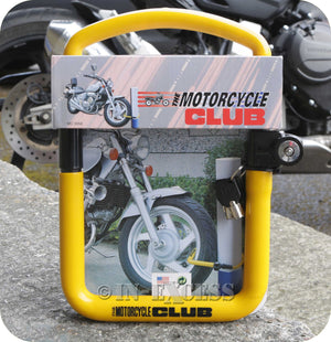 The Motorcycle Club Heavy Duty Self Locking Security Motorbike Lock