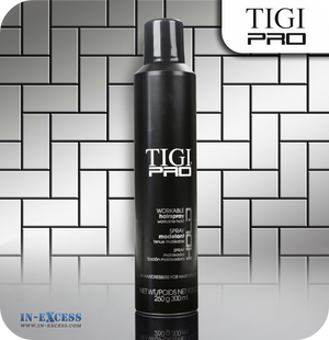 Tigi Pro Workable Hairspray - 300ml