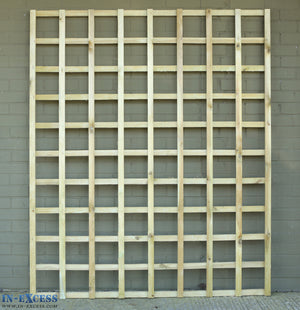 Honey Square Trellis - Multiple Sizes Available
