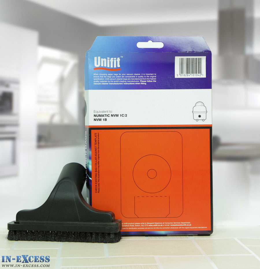 Unifit Vacuum Cleaner Bags for Henry Hoovers