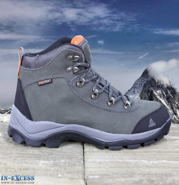 Vango Pumori Men's Walking/Hiking Boots Waterproof Charcoal/Orange