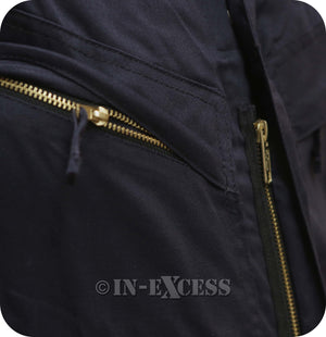 Walls FR Flame Resistant Boiler Work Wear Overalls - Navy Blue