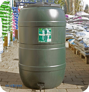 Ward 210Ltr Barrel Waterbutt
