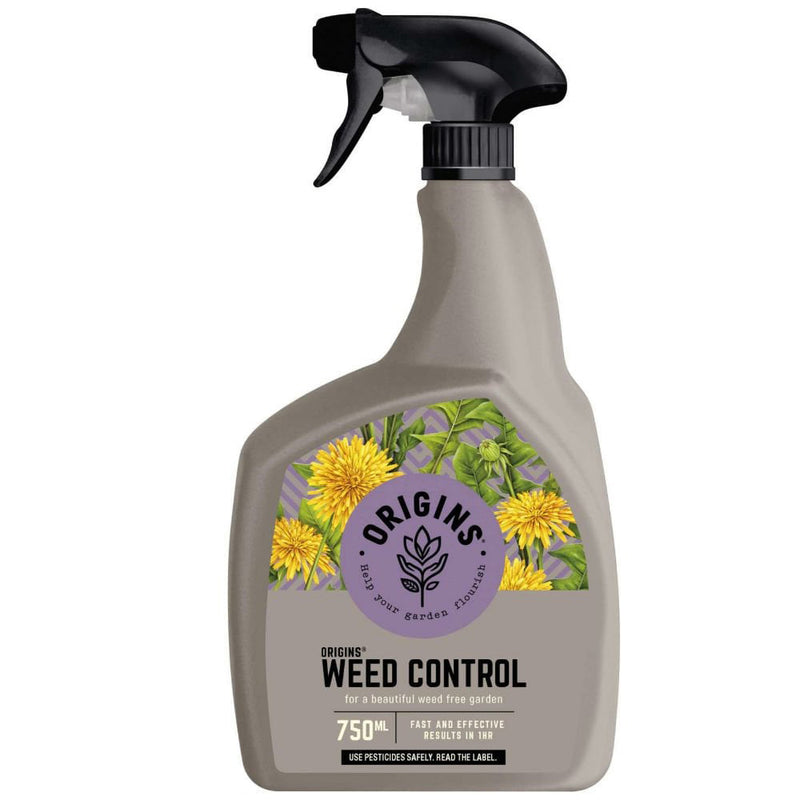 Origins Weed Control weedkiller 750 ml Spray