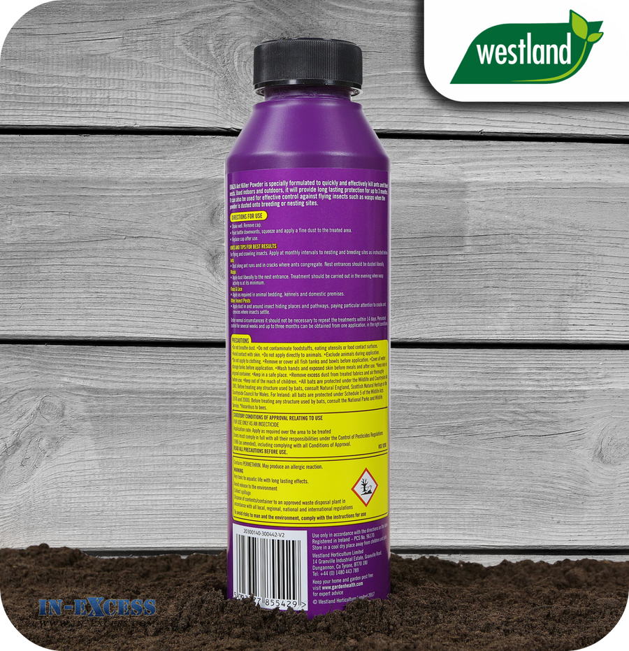 Westland Eraza Ant Killer Powder - 300g (20300140-300442-V2)