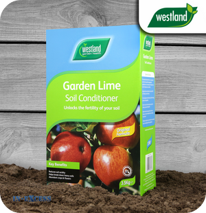 Westland Garden Lime Soil Conditioner - 3.5kg