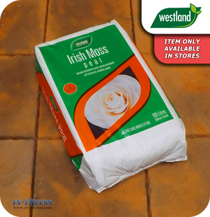 Westland Irish Moss Peat Soil Conditioner - 100 Litres