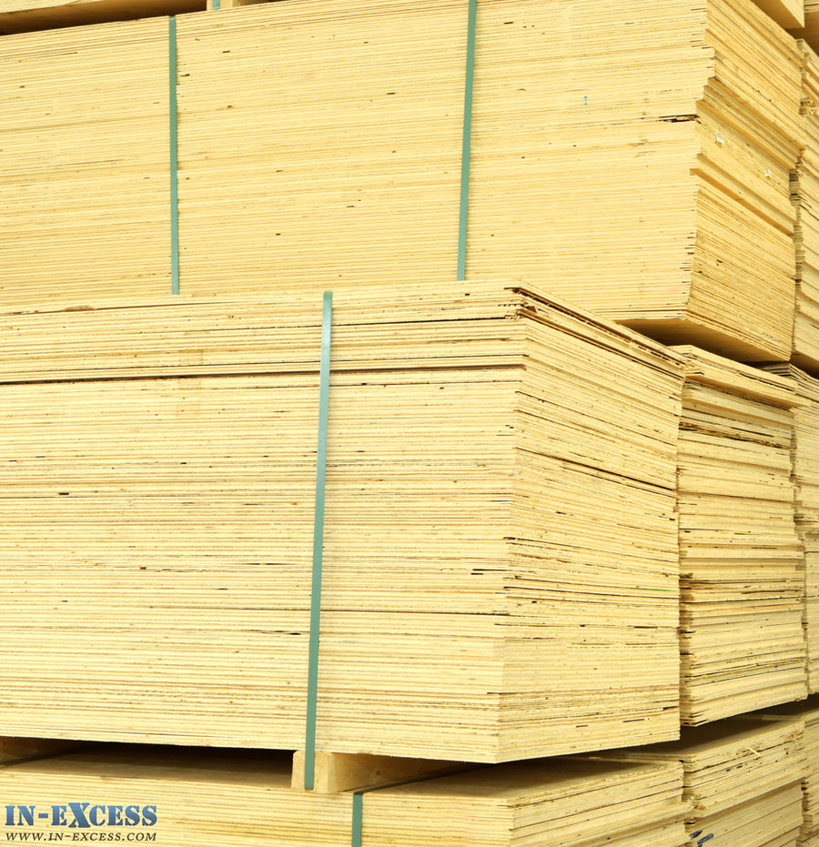 Plywood - Various Sizes - Price From: