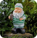 Woodland Wilf Rugby Gnome - Goes Up and Under