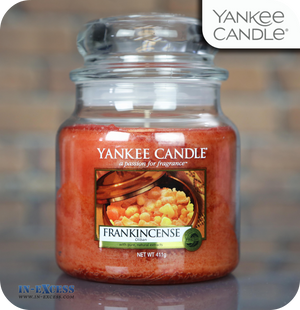 Yankee Candle Scented Medium Jar Frankincense - 411g