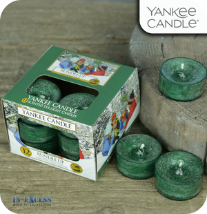 Yankee Candle Scented Tea Lights Bundle Up - Pack of 12