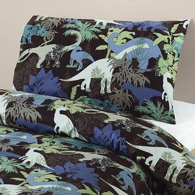 John lewis dinos duvet cover set single