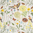 Goldfinch fabric by the metre
