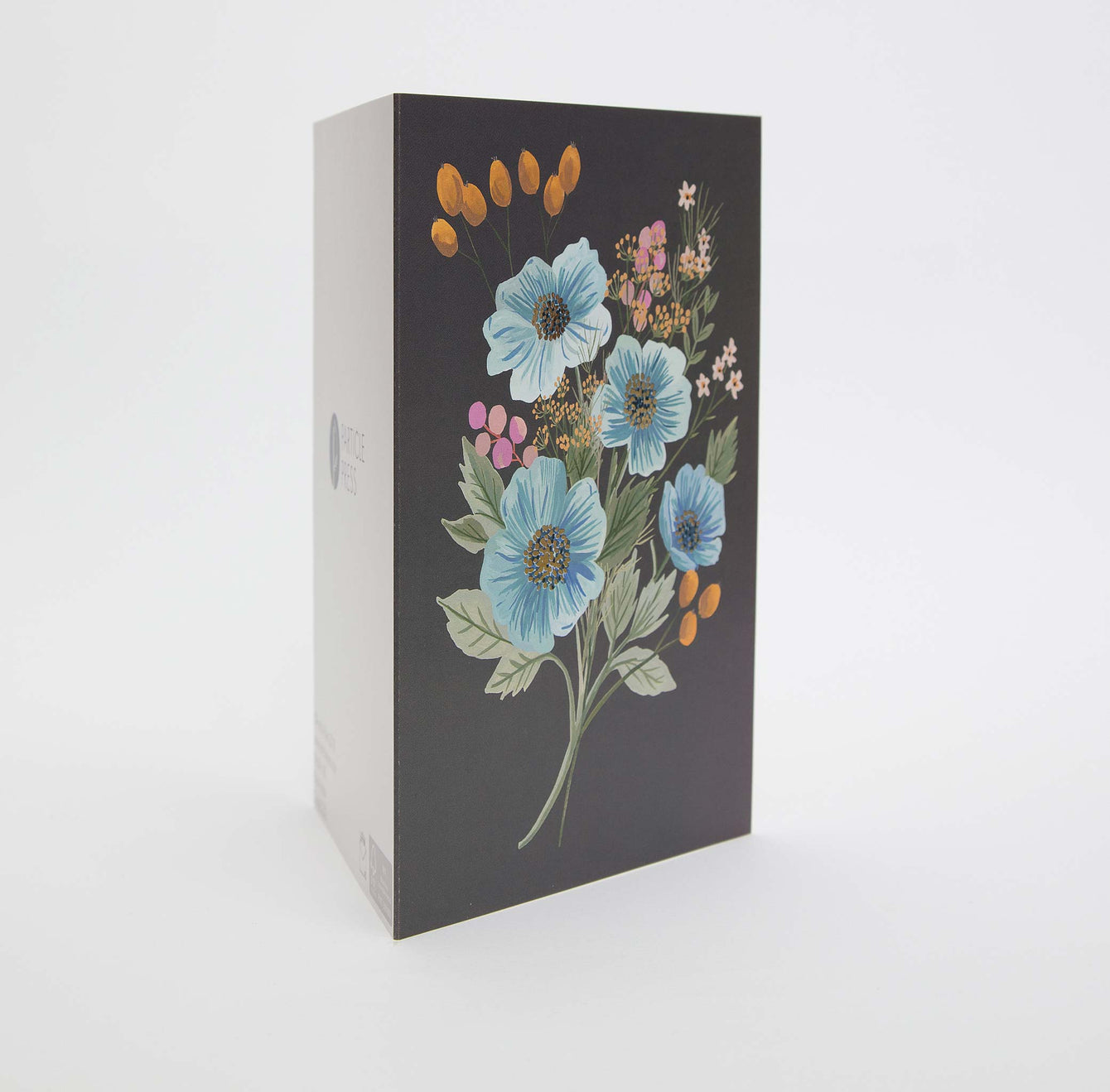 Blue Roses blank card