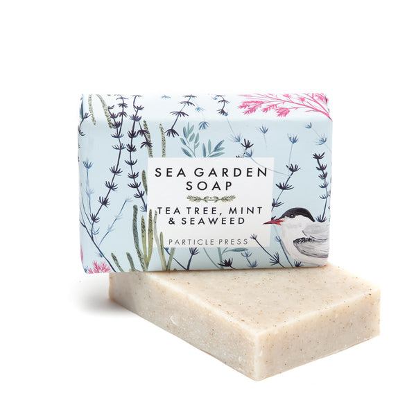 Sea Garden Soap Bar