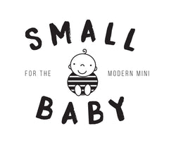 Small Baby Magazine Logo