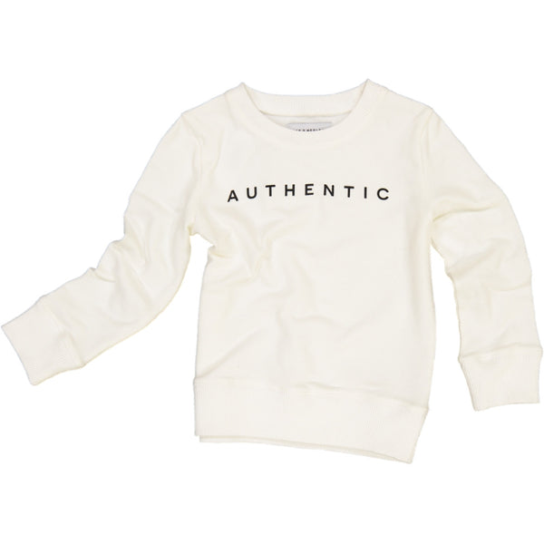 Jax & Hedley Authentic Sweatshirt Cream