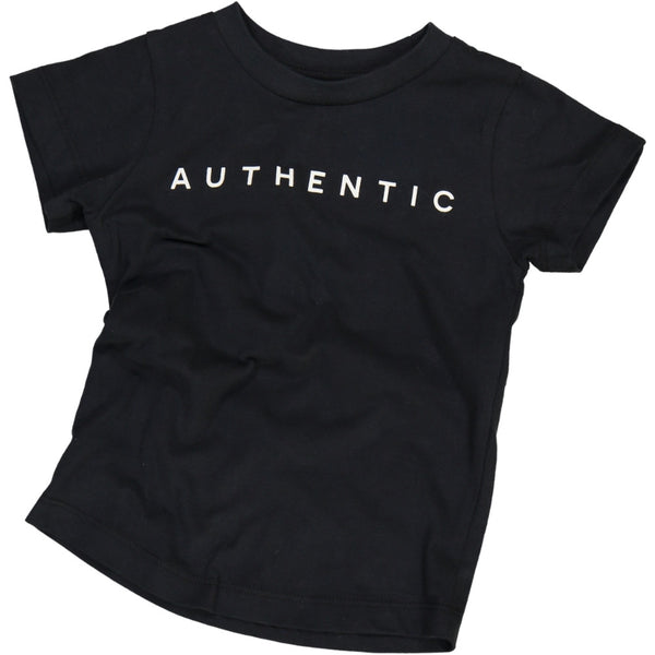 Jax & Hedley Authentic t-shirt Black
