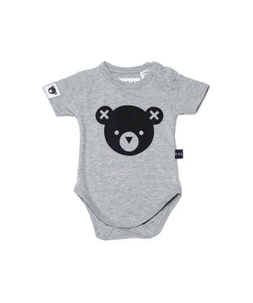 Huxbaby Bear essentials onesie