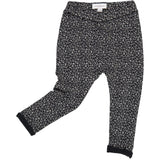 Jax and Hedley super soft cracked ice pant in washed black ministylin