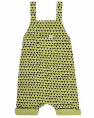 Bunting Shortie Dungaree