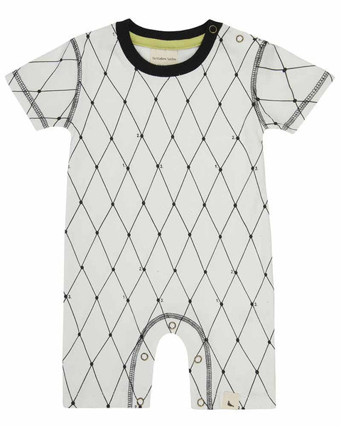 Dot to dot Romper