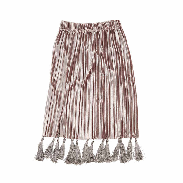 Girls Tassel Skirt