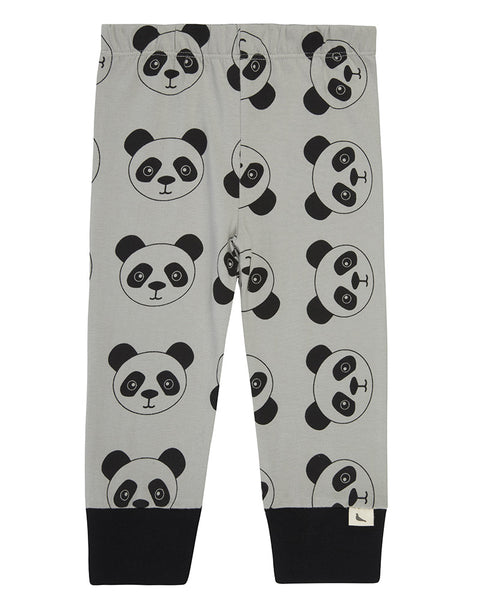 Turtledove London Panda Print Leggings