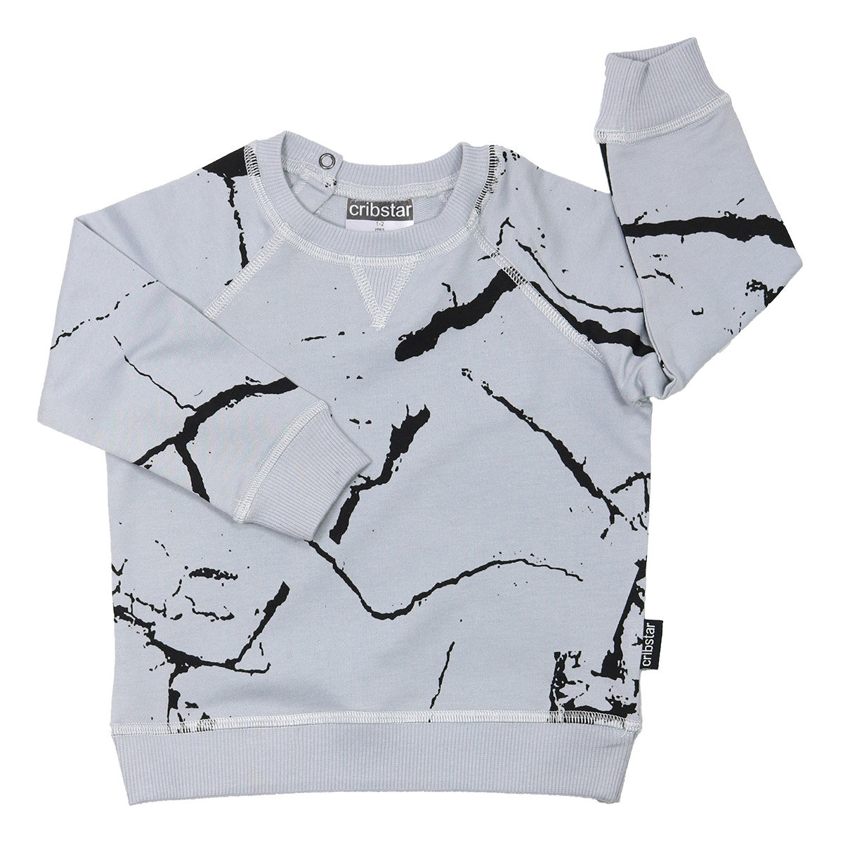 Cracks Sweatshirt