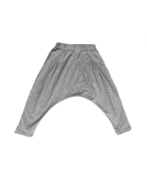Minibasic Grey Harem Pants