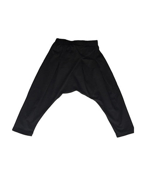 Minibasic Black Harem Pants