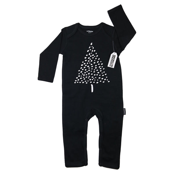 Cribstar Christmas Tree Romper