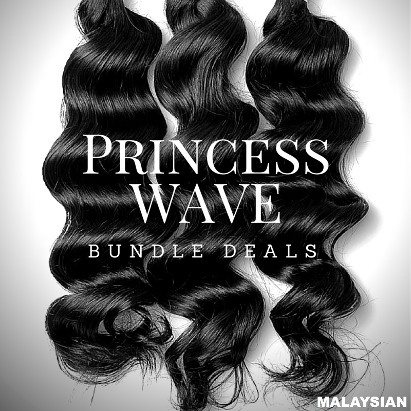 Malaysian Princess Wave Bundle Deal