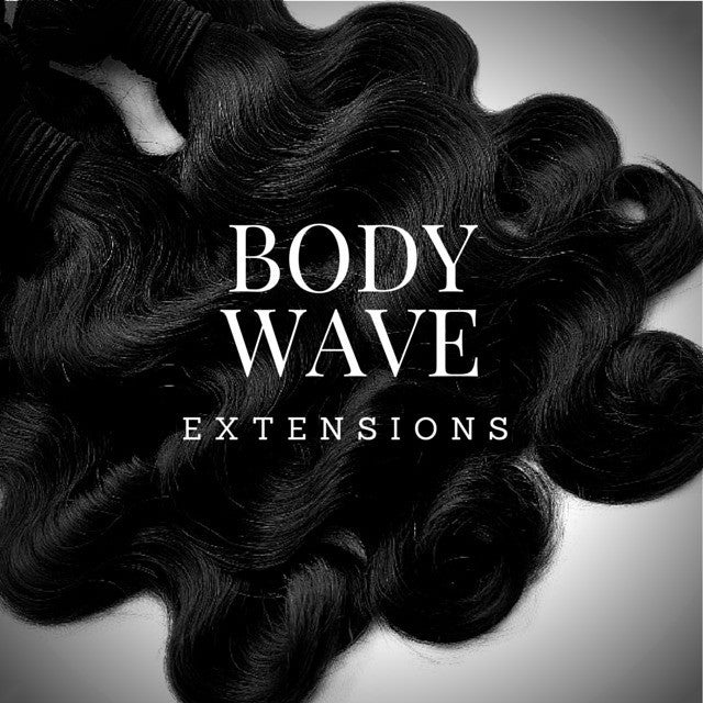 Brazilian Body Wave Sew-In Extensions