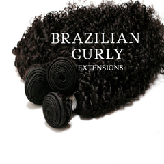 Brazilian Curly Sew-In Extensions