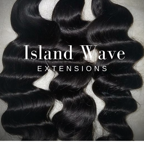 Island Wave Sew-In Extensions