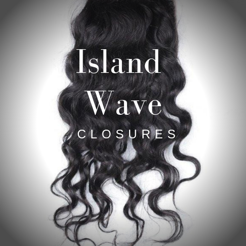 Island Wave HD Closure 5X5