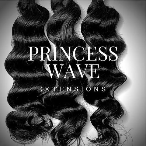 Brazilian Princess Wave Sew-In Extensions