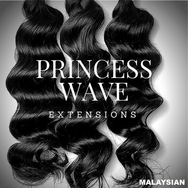 Malaysian Princess Wave Sew-In Extensions