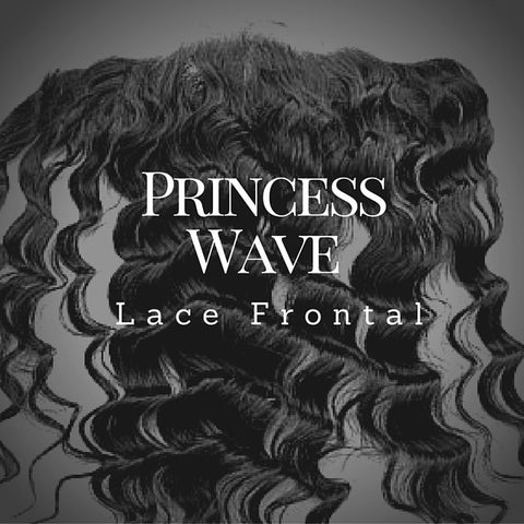 Brazilian Princess Wave Frontal