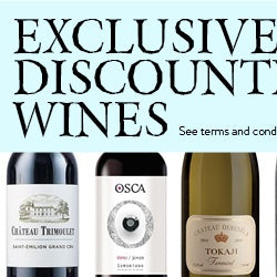 Gerrard Seel discounted wines