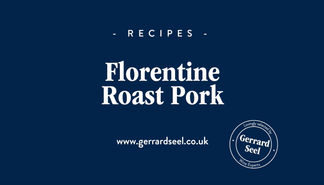 Recipe: Florentine Roast Pork