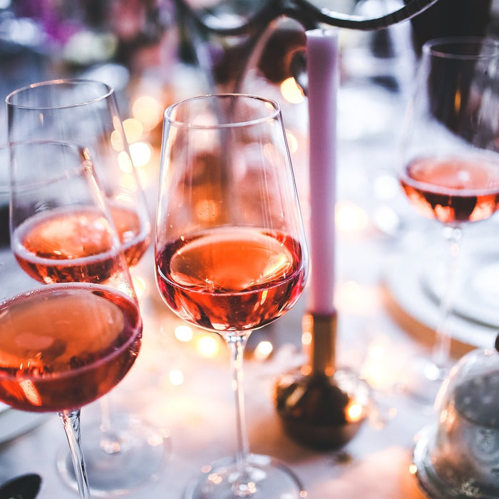An introduction to Rosé wines!