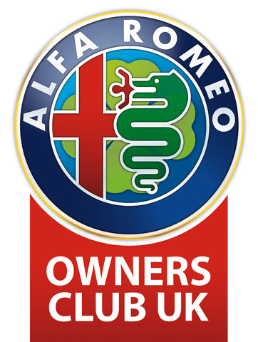 Alfa Romeo Owners Club Members' Page
