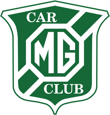 MG Car Club Members' Page