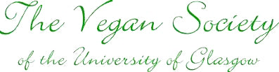 Vegan Society Of The University Of Glasgow Members' Page